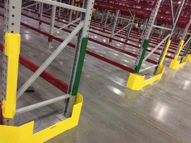 Rack Guards and Post Protectors